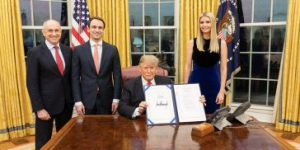 President Trump Signing of the National Quantum Initiative Act