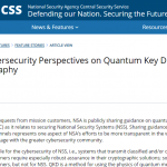 NSA Cybersecurity Perspectives