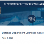 Defense Department Launches Center of Excellence in Advanced Quantum Sensing