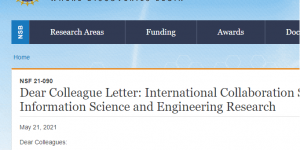 NSF DCL Cover Image