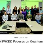 Naval Surface Warfare Center Hosts Quantum Hackathon