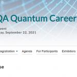 DOE National QIS Research Center holding Quantum Career Fair